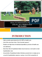 Health Insurance Policy - India