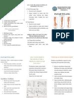Leaflet Patah Tulang