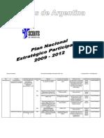 Plan Estrategico 2009-2012