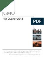 Quarterly Update 4 q 13