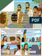 HOJITA EVANGELIO DOMINGO V TO A SERIE