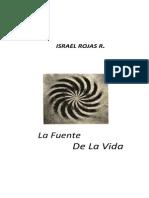 Rojas Israel - Fuente de La Vida