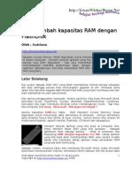 Menambah Ram Dengan Flashdisk