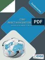 Brochure_Curso Gerencia de Proyectos PMBOK