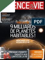Science & Vie N°1157 - Février 2014