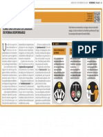 Cómo hacer giros en la carrera profesional según Ernesto Rubio para diario Perú 21