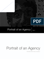 Portrait of an Agency