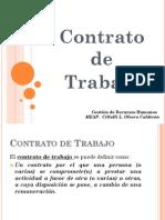 9.- Contrato de Trabajo