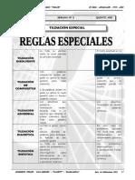 5TO AÑO - LENGUAJE - GUIA Nº2 - TILDACIÓN ESPECIAL