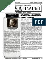 4TO AÑO - LENGUAJE - GUIA Nº3 - EL SIGNO LINGUISTICO