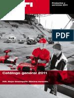 Catalogo HILTI 2011 1