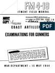 Manualetci2011 fm 4 19 examinations for gunners 1944 fandeluxe Images