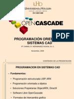 Programacion CAD