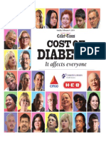 The Cost of Diabetes - It affects everyone