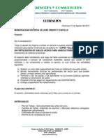 Cotizacion de Aguaytia 2013.docx