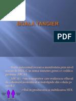 Boala Tangier Serban Tudor S IV Gr 20