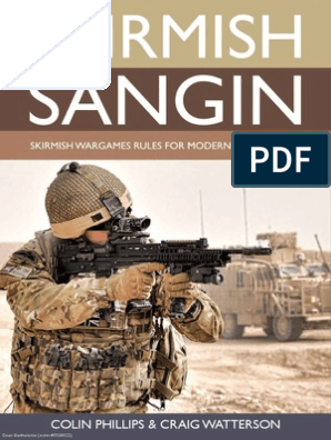 Skirmish Sangin - Sampler | Sniper | Warfare