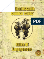 Tactical Assault Combat CardsTM Core Rules