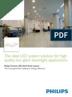 Fortimo Led Module Product Leaflet Philips DLM Gen5