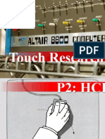 Touch Research 2