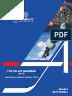 UK Air Almanac 2012
