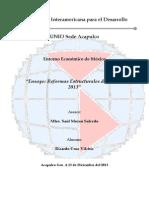 Ensayo Final de Entorno Económico de México.docx