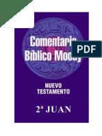 Comentario Bíblico Moody - 2 Juan.pdf