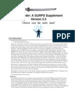 GURPS - Highlander.pdf