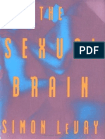 Simon LeVay the Sexual Brain 1994