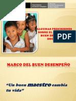 2 MARCO DEL BUEN DESEMPEÑO