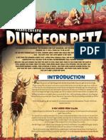 Dungeon Petz rulebook PDF in English