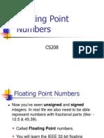 2.3-FloatingPtNumbers
