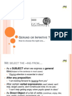 GERUND AND INFINITIVE EXPLANATION.ppt