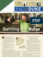 Working@Duke - October, 2009
