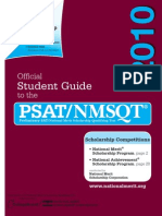PSAT Student_guide 2010