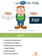 tetley most updated ppt 1