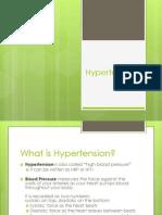 hypertension final