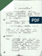 Notas de econometria