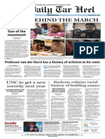 The Daily Tar Heel for Feb. 7, 2014