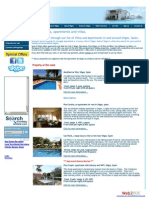 Buy sitges rentals, sitges apartments and sitges villas at Searchsitges
