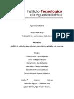 1. Proyecto Análisis de Métodos, Operaciones y Movimientos.pdf