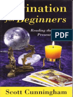 Scott Cunningham - Divination for Beginners.pdf