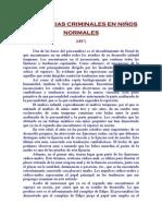 Klein Melanie - 08 Tendencias Criminales En Ni±os Normales.pdf