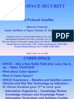 Cyber-Space Security