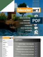 Blender Art - 14 - January 2008
