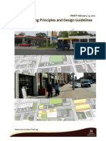 Draft Citywide Corridor Planning Principles and Guideline