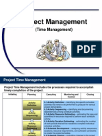 PM Chapter 08 Project Time Management