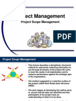 PM Chapter 06 Project Scope Management