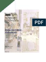 Regional Road Corridor Design Guidelines