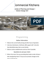 intro to commercial kitchen design